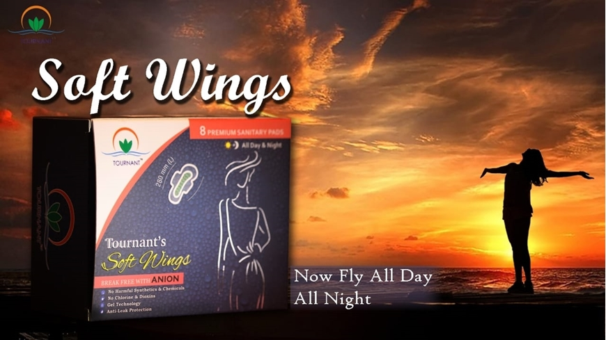 Picture of SOFT WINGS SANITARY PADS