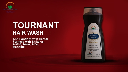 Picture of TOURNANTS HAIR WASH SHAMPOO