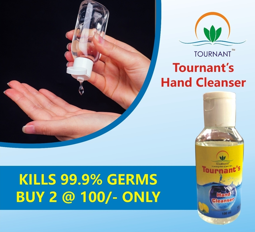 Picture of TOURNANT HAND CLEANSER SET OF 2