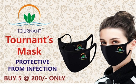 Picture of TOURNANT MASK SET OF 5